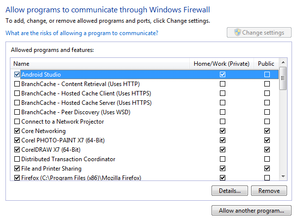 Menghalangi Program Mengakses Internet Menggunakan Firewall 03