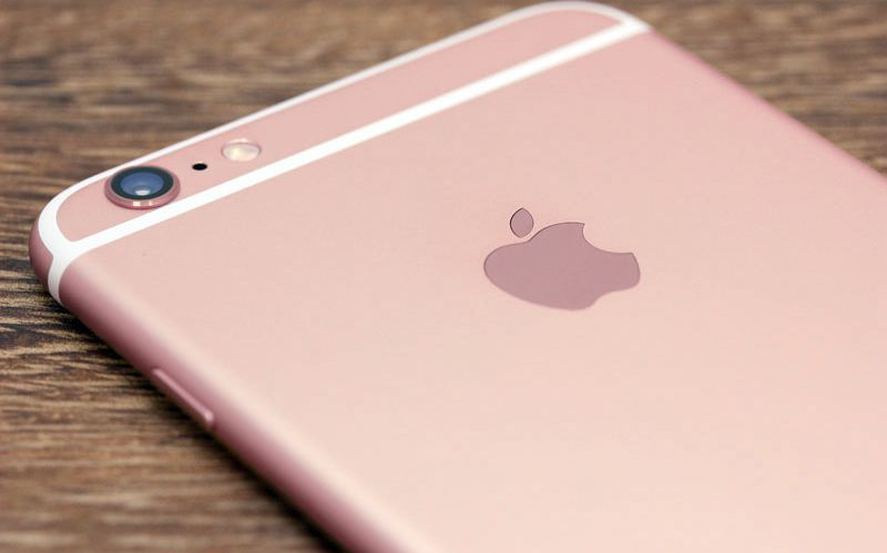 Warna Baru Apple iPhone 6S Rose Gold