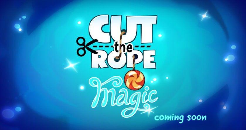 Cut The Rope: Magic akan hadir Desember 2015