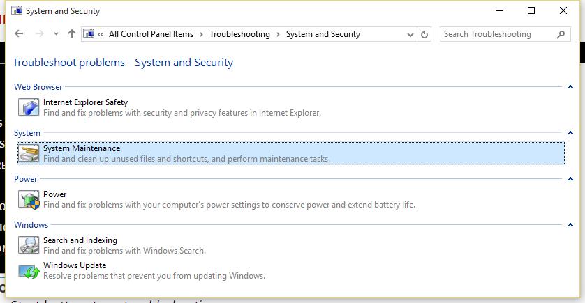 Mencari penyebab Windows 10 lambat