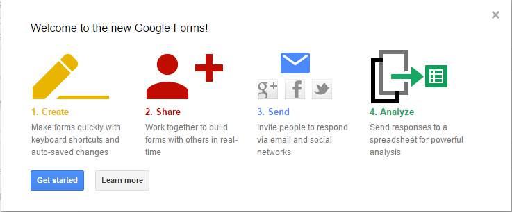 Memulai Membuat Formulir Dengan Google Forms
