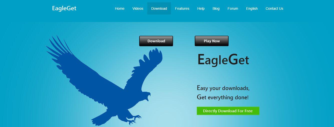 Software Alternatif Untuk Download Manager: EagleGet ...