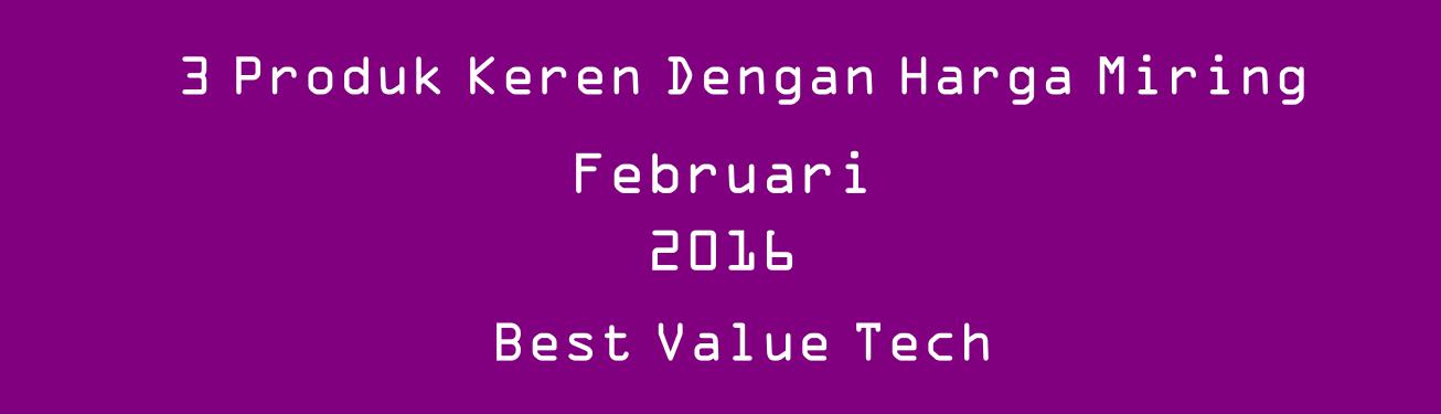 Best Value Tech Februari 2016 Header