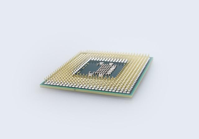CPU Transistor