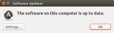 Update Ubuntu Sudah Lengkap