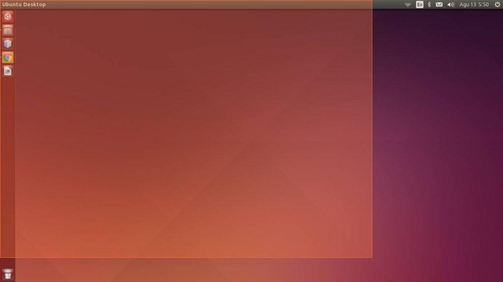 Mengambil Screenshot Di Ubuntu