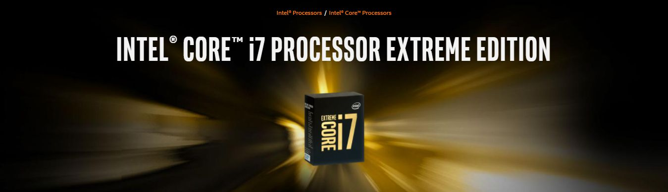 Intel Core I7 Extreme Edition Header