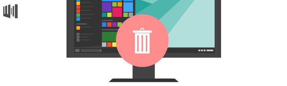 Cara Menghapus Aplikasi Yang Tidak Bisa Dihapus Windows Header