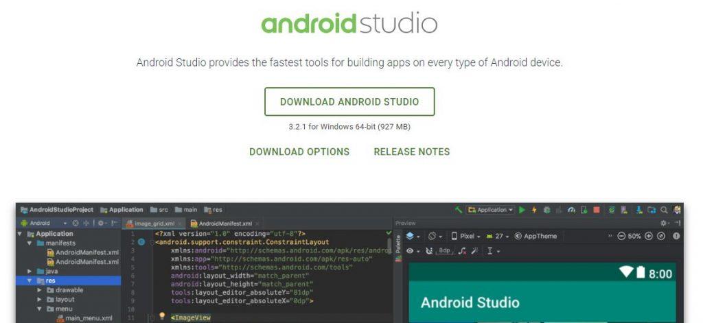 Situs Android Studio