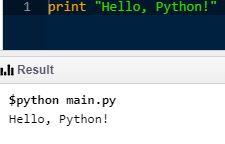 Bahasa Pemrograman Phyton